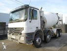 camion Mercedes Actros 3236 MIXER STETTER 9M³