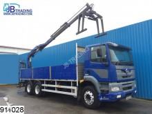 camión Foden S 106 R RHD, 6x4, Eaton Manual, Airco, Borden, P