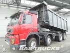 camion Volvo FMX 400 8X4 Big-Axle SteelSuspension Manual Euro