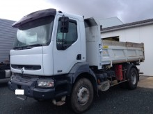 camion bi-benne Renault occasion