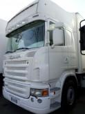 camion frigo porte viandes Scania