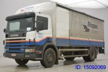 camion Scania P114.380 4X2