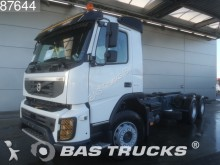 camión Volvo FMX 370 6X4 Manual Big-Axle Euro 3