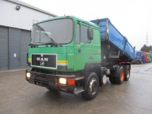 camion MAN 26.422 (FULL STEEL SUSPENSION)