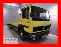 Mercedes 814 Ecoliner Car carrier oprijwagen truck