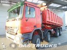 camion Mercedes Actros 4141 K Big-Axle SteelSuspension Hydraulik