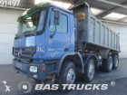 camion Mercedes 4141 K 8X4 Big-Axle SteelSuspension Euro 3