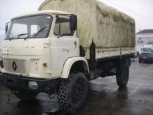 camión furgón Saviem usado