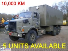 camion Volvo N10 280 6X4 closed box