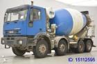 Iveco 340E37-8x4 truck