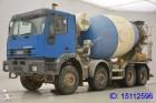 Iveco 340E37 MIXER 8X4 truck