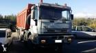 camion halfpipe tipper Iveco usato