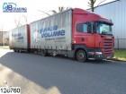 camion Teloni scorrevoli (centinato alla francese) Scania usato