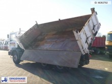 camión MAN 33.314 6x4 3-way tipper 11 m3