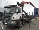 Scania P380 6x4 EPSILON E140Z truck