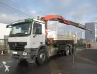 camion Mercedes Actros 2641 + PALFINGER PK18500
