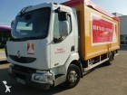 camion plateau brasseur Renault occasion