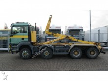 camión MAN TGS35.400 8x4 BL HUB REDUCTION MULTILIFT HOOKARM