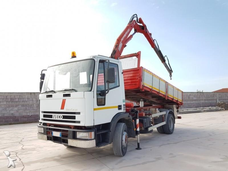 Camion iveco ribaltabile trilaterale eurocargo 120e18 euro - Portata massima camion italia ...