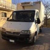 used Fiat refrigerated truck