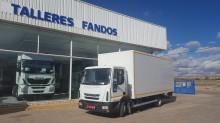 camión furgón mudanza Iveco usado