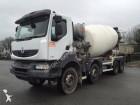 camião betão pião / Betoneira usado