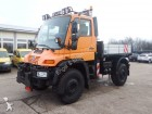 used Unimog tipper truck