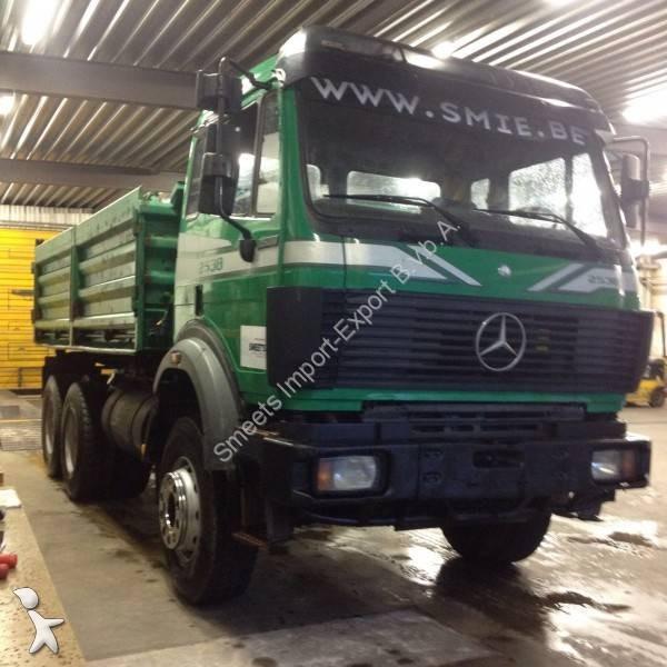 Camion mercedes 2629 occasion belgique for Camion magasin occasion belgique