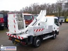 camión Nissan Cabstar 32.11 France Elevateur manlift