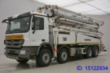 camion Mercedes Actros 4141 - 8X4