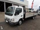 camion plateau Mitsubishi occasion