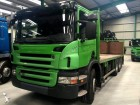 camion plateau standard Scania occasion