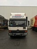used Daimler moving box truck