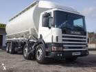 camião cisterna alimentar Scania usado