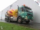 vrachtwagen Volvo FM12.380 8X4 MIXER MANUAL