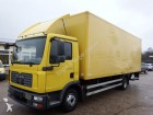 used MAN box truck