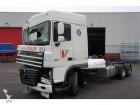 camión chasis DAF vehículo para piezas