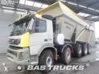 vrachtwagen Volvo FMX 440 33m³-Dumper 55-Ton-Payload Euro 3