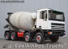 camion béton DAF occasion