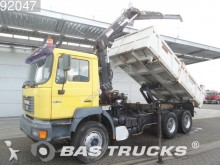 camión MAN 27.314 6X4 Manual Big-Axle Steelsuspension Euro