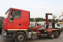 camion polybenne Iveco occasion