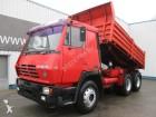 camión volquete trilateral Steyr usado