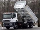 DAF CF 85.340 / 2 SIDED TIPPER / BORDMATIC / truck