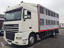 camion DAF XF95 BETAILLERE 2 ETAGES