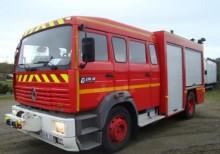 camion pompieri Renault usato
