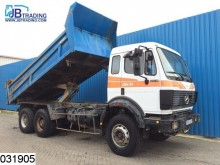 camion Mercedes 2631 6x4, 13 Tons axles, Manual, Steel suspensio