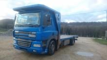 camion piattaforma trasporto paglia DAF