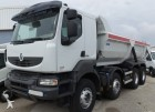 camion benne Enrochement Renault occasion