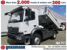 camión volquete trilateral Mercedes nuevo