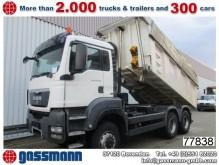 camion MAN TGS / 33.400 BB/6x6 / 6x6 Autom./Klima/Tempomat